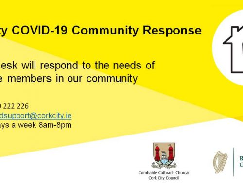 Cork City Community Response Information