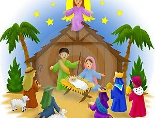 Children's Crib Service and Christmas Day online service